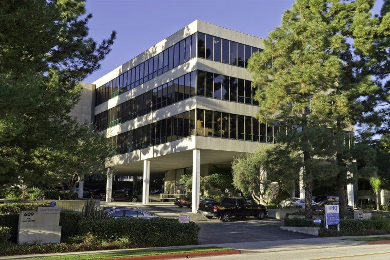 609 Deep Valley Drive, Hawthorne South, Suite 200 Office Space - Rolling Hills
