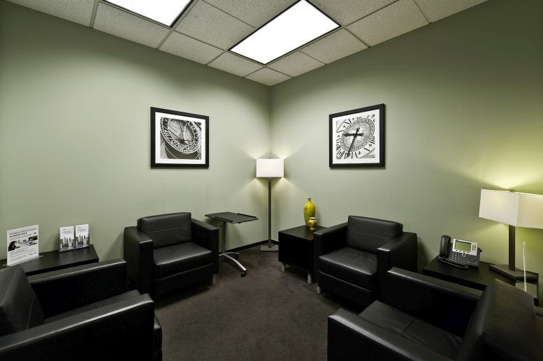 This is a photo of the office space available to rent on 609 Deep Valley Drive, Hawthorne South, Suite 200