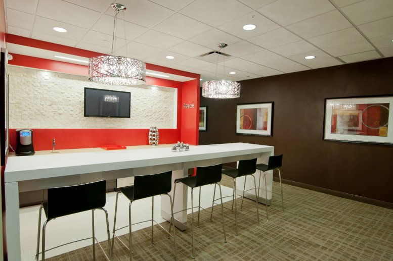 This is a photo of the office space available to rent on 400 Rella Blvd, 1st Floor