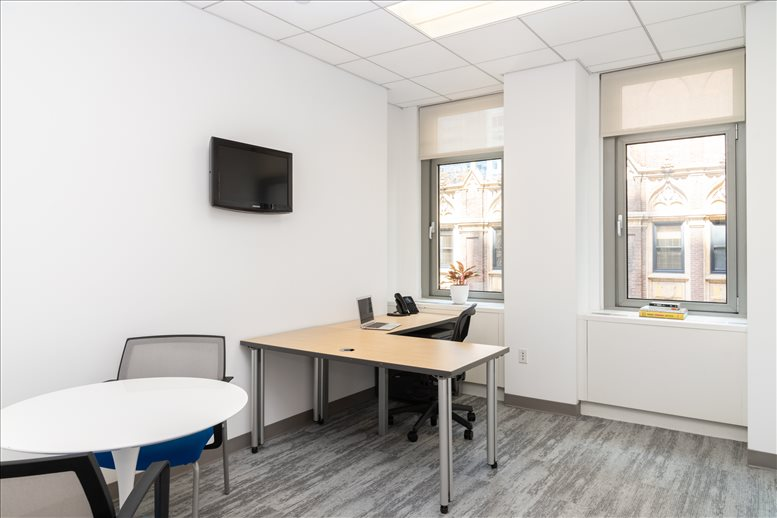 295 Madison Avenue, 12th Floor Office for Rent in New York City