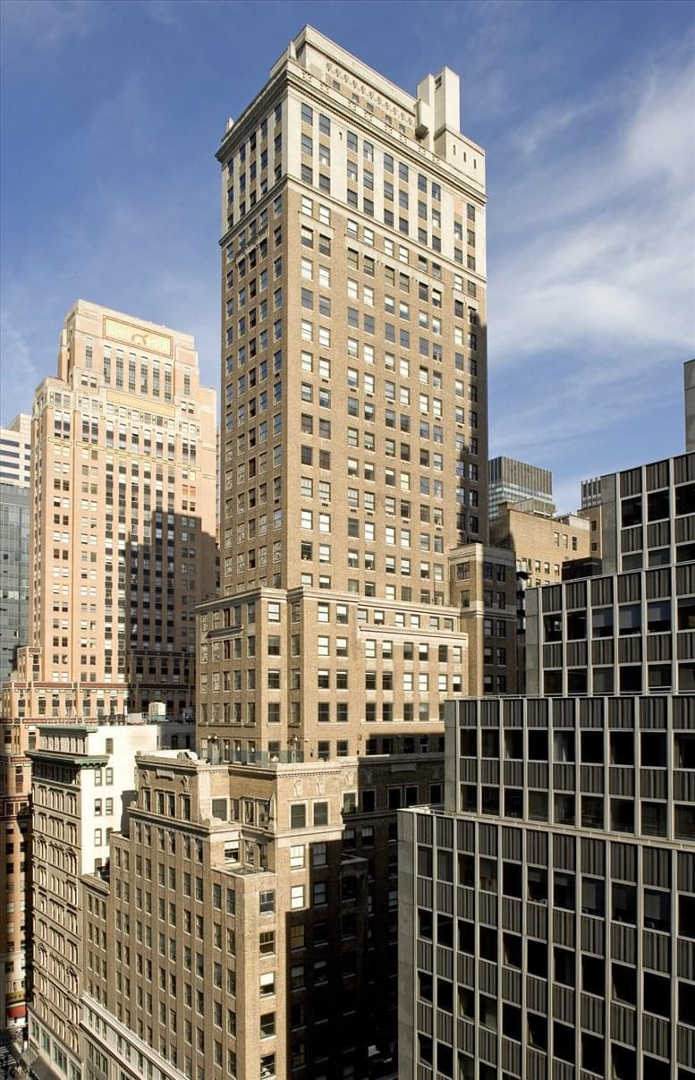 535 Fifth Ave, Midtown, Manhattan Office Space - NYC