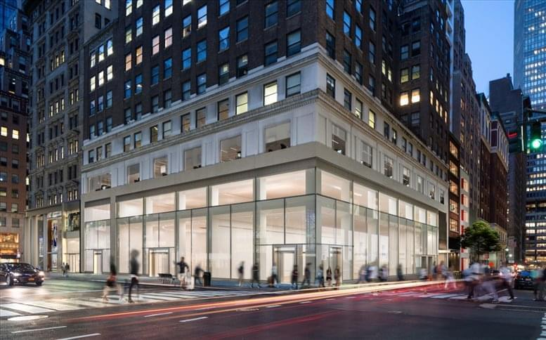 535 5th Ave, Bryant Park, Grand Central, Midtown, Manhattan Office Images