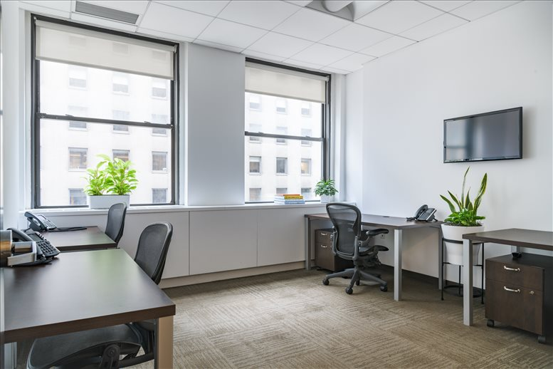 Photo of Office Space available to rent on 535 Fifth Ave, Midtown, Manhattan, NYC