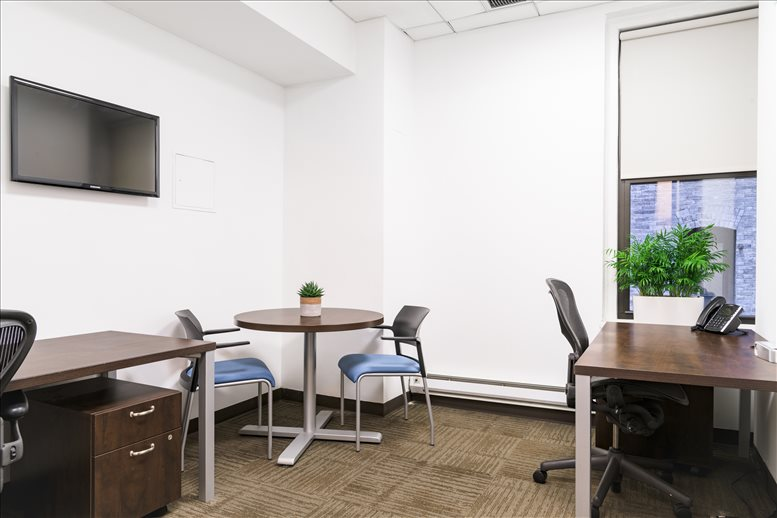 This is a photo of the office space available to rent on 535 Fifth Ave, Midtown, Manhattan