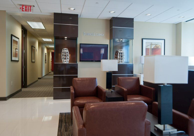 This is a photo of the office space available to rent on 400 Galleria Pkwy, 15th Fl