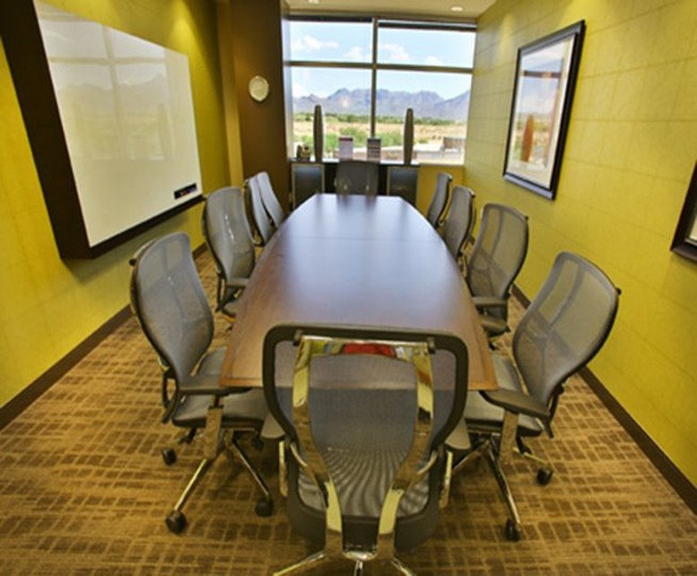 This is a photo of the office space available to rent on 16427 N Scottsdale Rd, 4th Fl