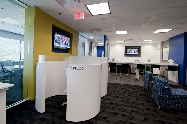 This is a photo of the office space available to rent on 325 Sentry Parkway West