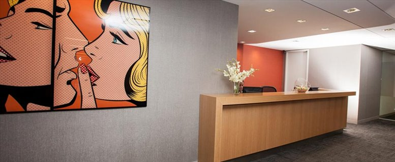 Photo of Office Space available to rent on 1180 6th Ave, 8th Fl, Rockefeller Center, Diamond District, Midtown West, Manhattan, NYC