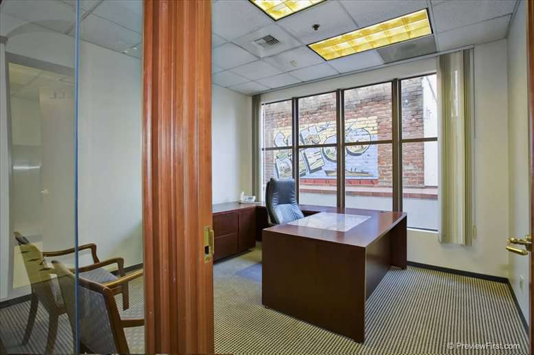 This is a photo of the office space available to rent on 945 Fourth Ave, Gaslamp Quarter