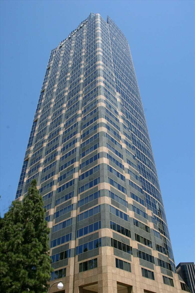 Photo of Office Space available to rent on SunAmerica Center, 1999 Avenue of The Stars, Century City