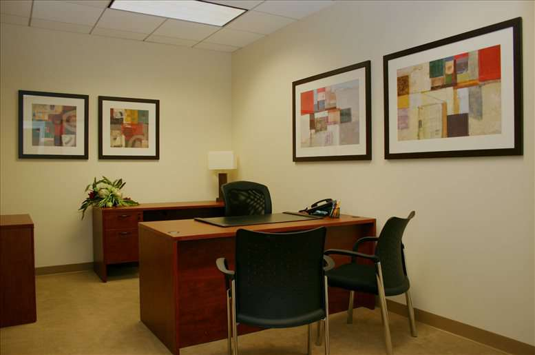 Rent Office Space In The Sunamerica Center Century City Ca