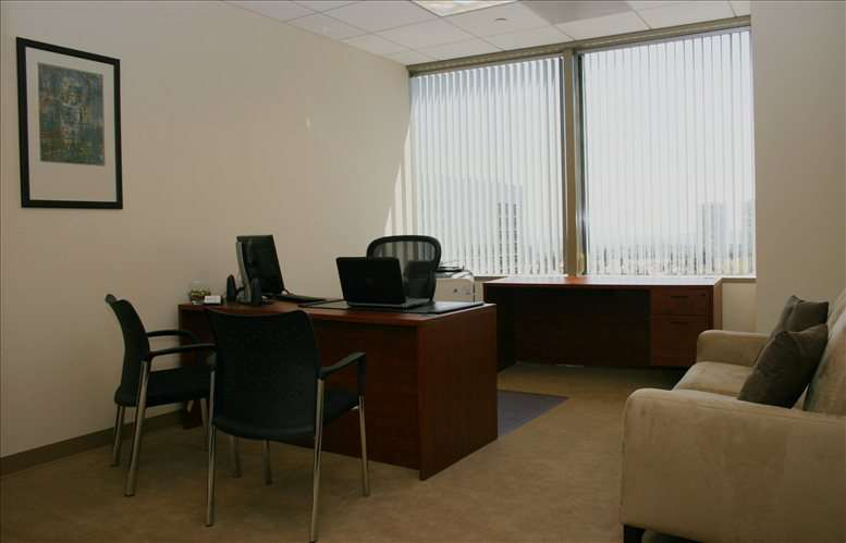 Photo of Office Space on SunAmerica Center, 1999 Avenue of The Stars Century City
