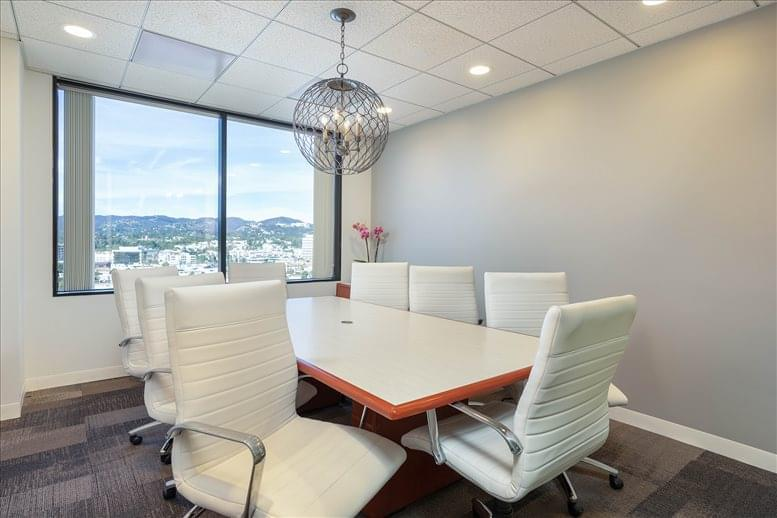 11755 Wilshire Blvd, Suite 1250 Office for Rent in Los Angeles