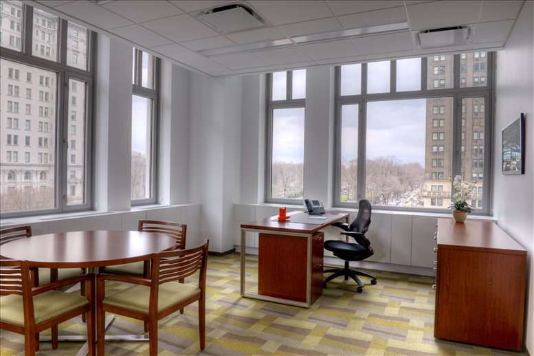 This is a photo of the office space available to rent on 745 Fifth Avenue, Plaza District