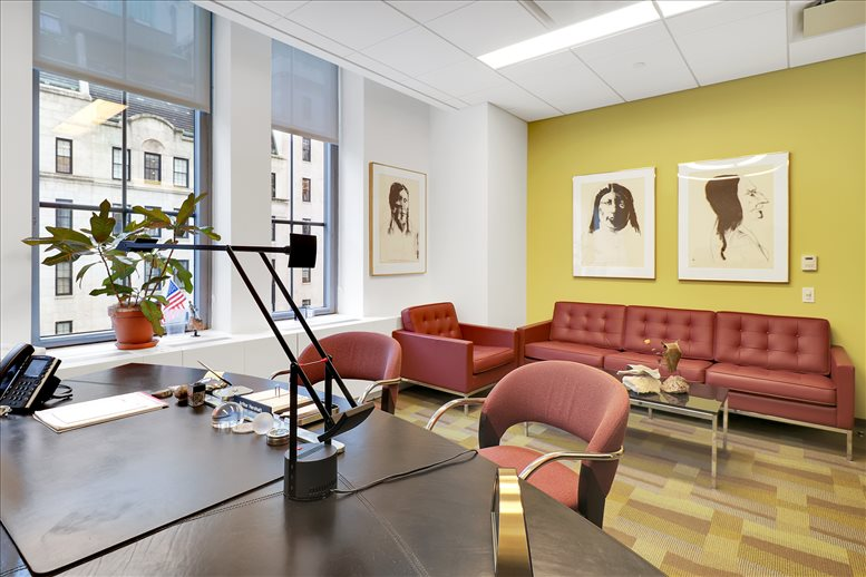 745 Fifth Avenue, Plaza District Office Space - Manhattan