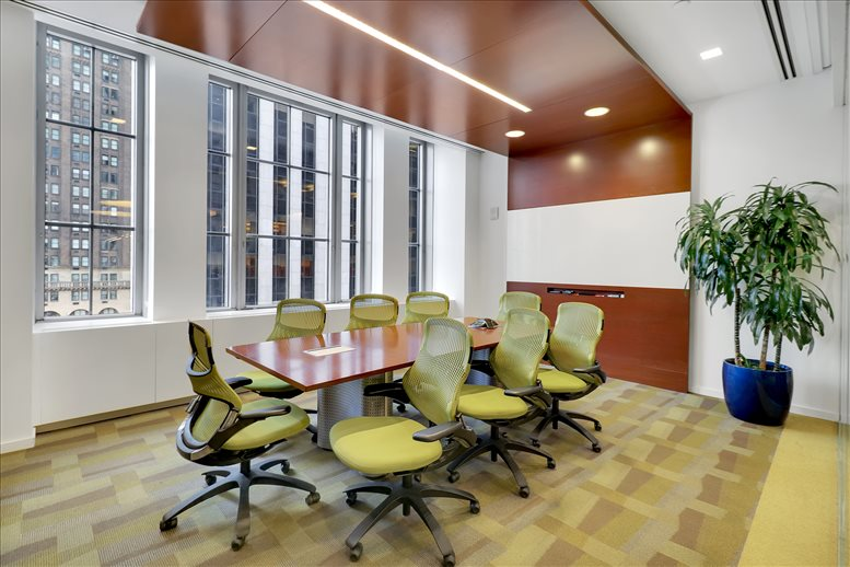 Photo of Office Space on 745 Fifth Avenue, Plaza District, Manhattan NYC