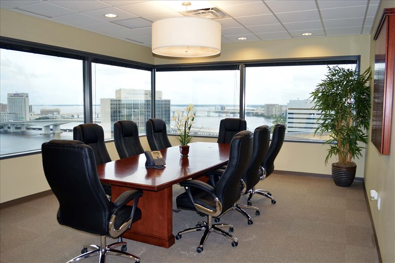 Photo of Office Space on EverBank Center, 301 W Bay St, 14th Fl, Downtown Jacksonville