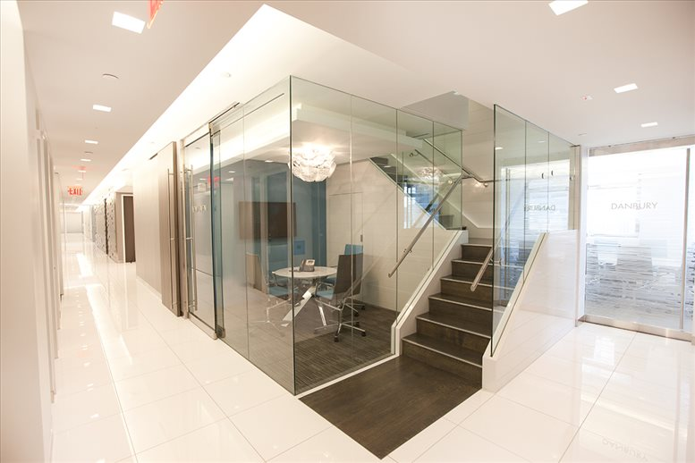 This is a photo of the office space available to rent on 125 Park Ave, 25th & 26th Fl, Grand Central, Murray Hill, Midtown East, Manhattan