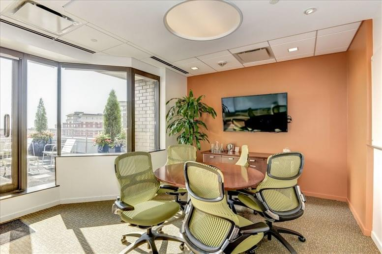 This is a photo of the office space available to rent on 3033 Wilson Boulevard, Suite 700