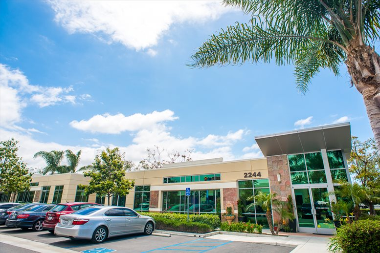 2244 Faraday Ave available for companies in Carlsbad