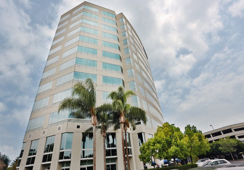 Stadium Towers Plaza available for companies in Anaheim