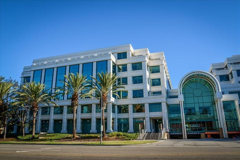 Water Garden available for companies in Santa Monica