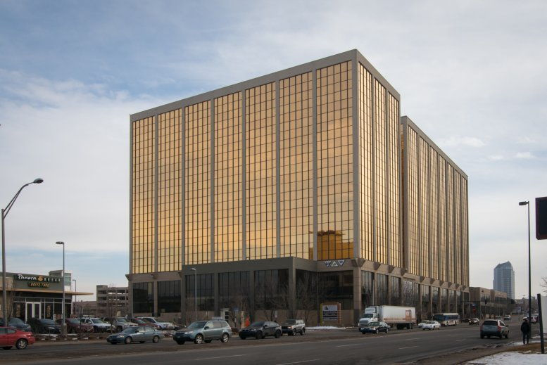 Galleria Office Towers, 720 S Colorado Blvd, Glendale Office Space - Denver
