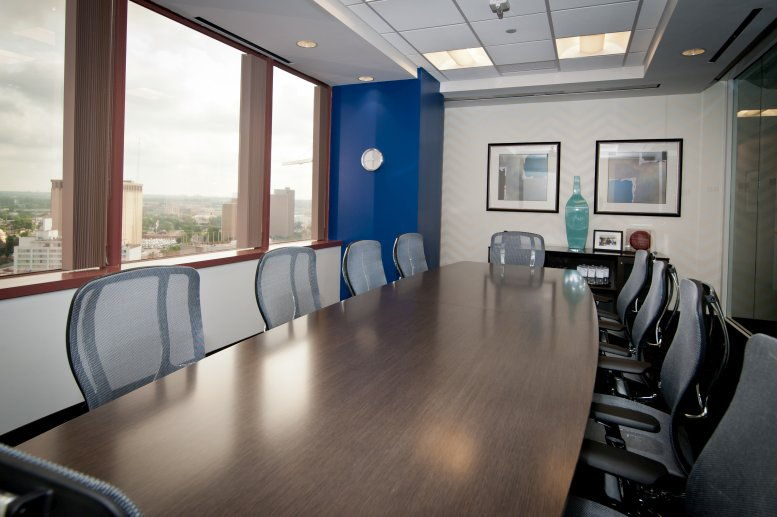 Office for Rent on Bank of America Plaza, 300 Convent Street, Downtown San Antonio