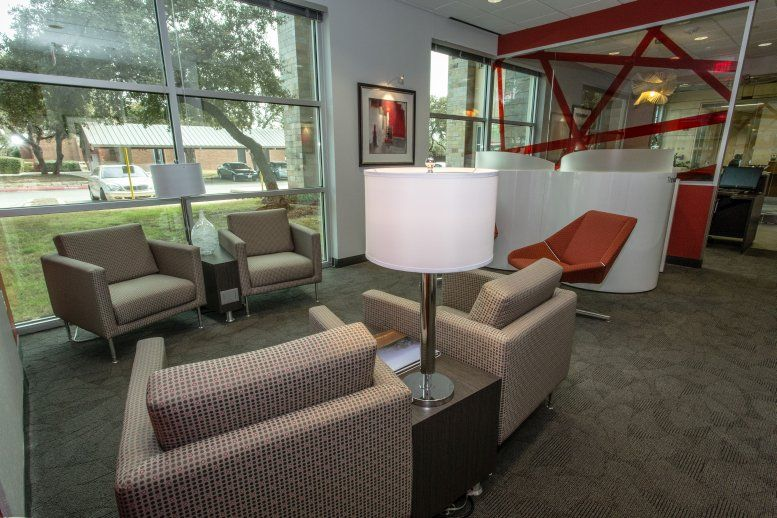 This is a photo of the office space available to rent on Two Twin Oaks, 227 North Loop 1604 East