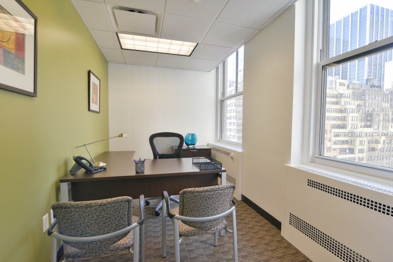 1 Rockefeller Plaza, Rockefeller Center, Midtown East, Manhattan Office for Rent in NYC