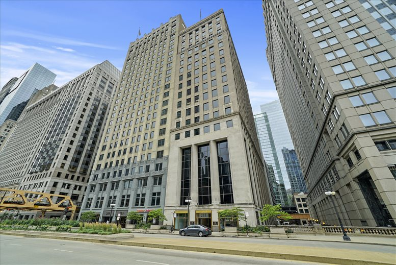 211 W Wacker Dr, Downtown Office Space - Chicago