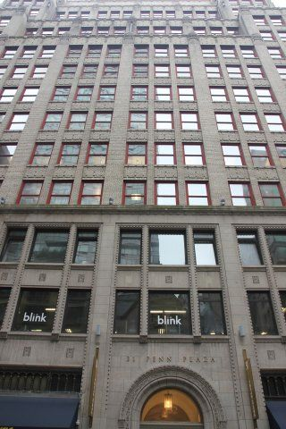 Photo of Office Space on 31 Penn Plaza, 132 W 31st St,Chelsea, Midtown Manhattan