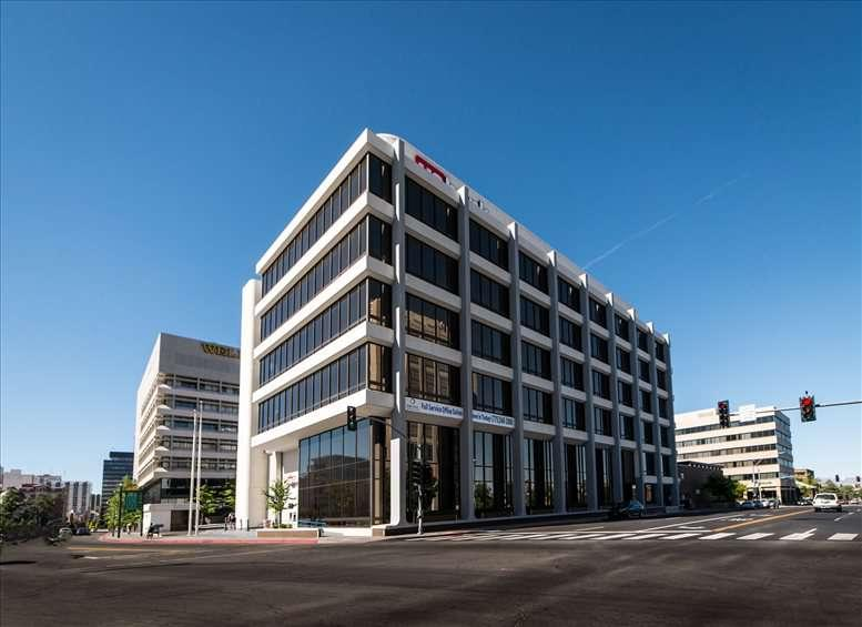 1 East Liberty St available for companies in Reno