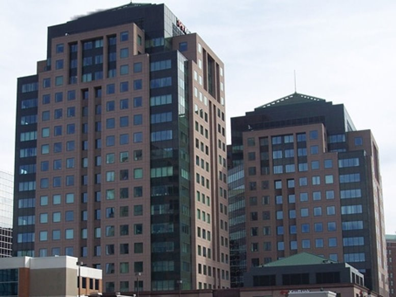 Key Center North Tower available for companies in Buffalo
