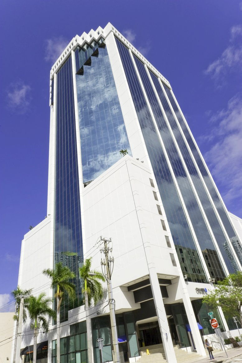 80 South West 8th Street, Brickell Bayview, Suite 2000 Office Space - Miami
