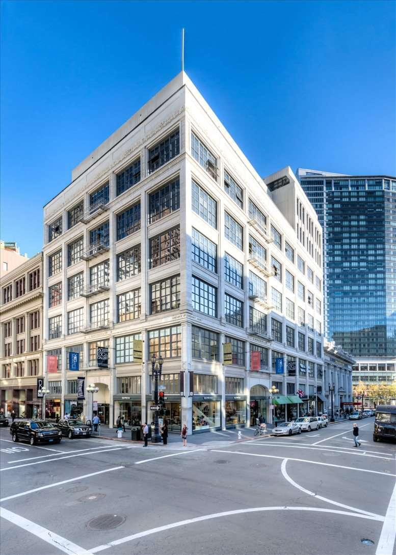 77 Geary St, Union Square Office Space - San Francisco