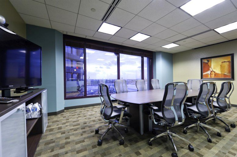 Phillips Point, West Tower, 777 S Flagler Drive Office Images