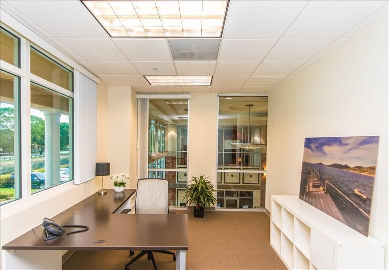 This is a photo of the office space available to rent on 8200 Doral, 8200 NW 41st St