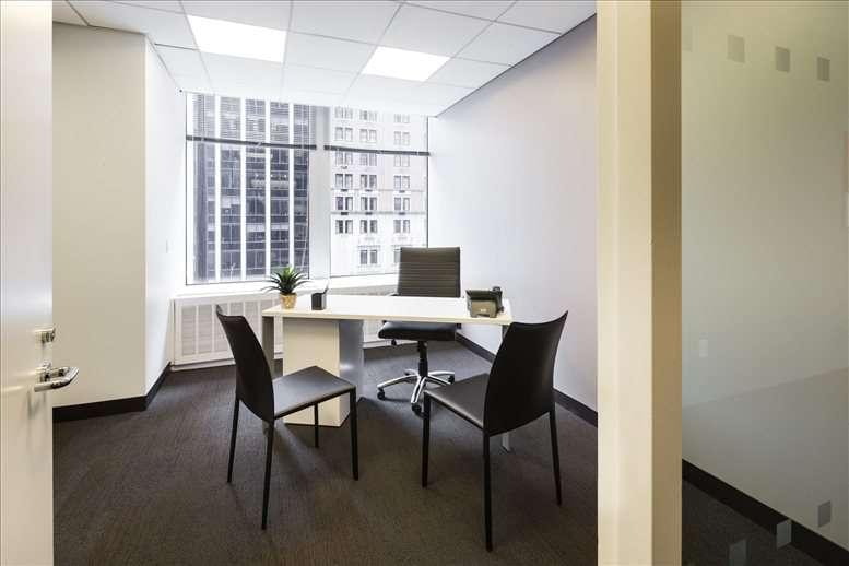 Photo of Office Space on Burlington House, 1345 Avenue of The Americas, Midtown, Manhattan NYC