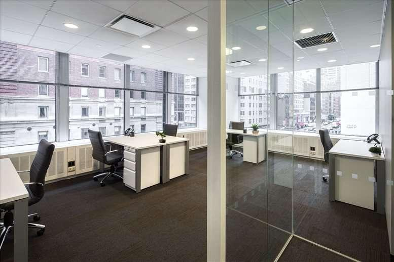 Burlington House, 1345 Avenue of The Americas, Midtown, Manhattan Office for Rent in NYC