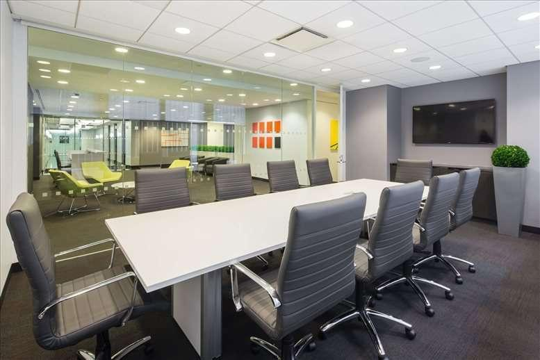 Photo of Office Space available to rent on Burlington House, 1345 Avenue of The Americas, Midtown, Manhattan, NYC