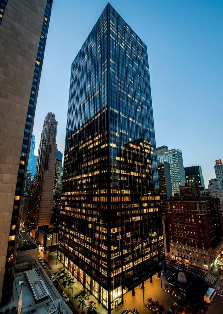 This is a photo of the office space available to rent on Burlington House, 1345 Avenue of The Americas, Midtown, Manhattan