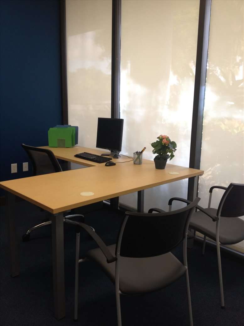 This is a photo of the office space available to rent on 980 North Federal Highway