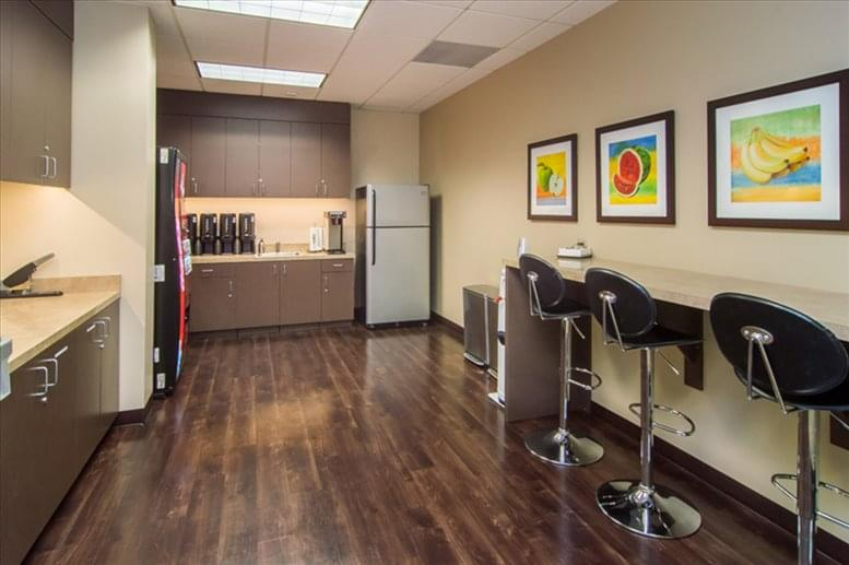 This is a photo of the office space available to rent on 16755 Von Karman Avenue