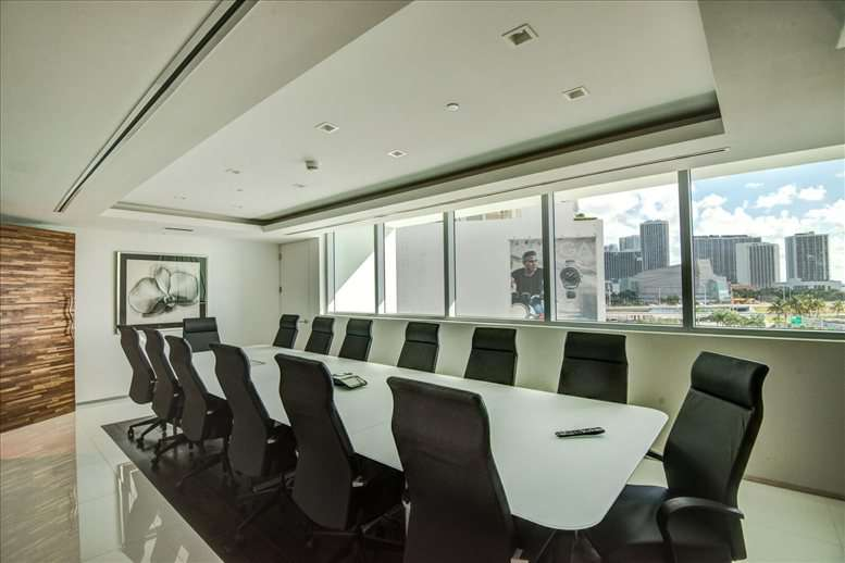 990 Biscayne Blvd Office Images