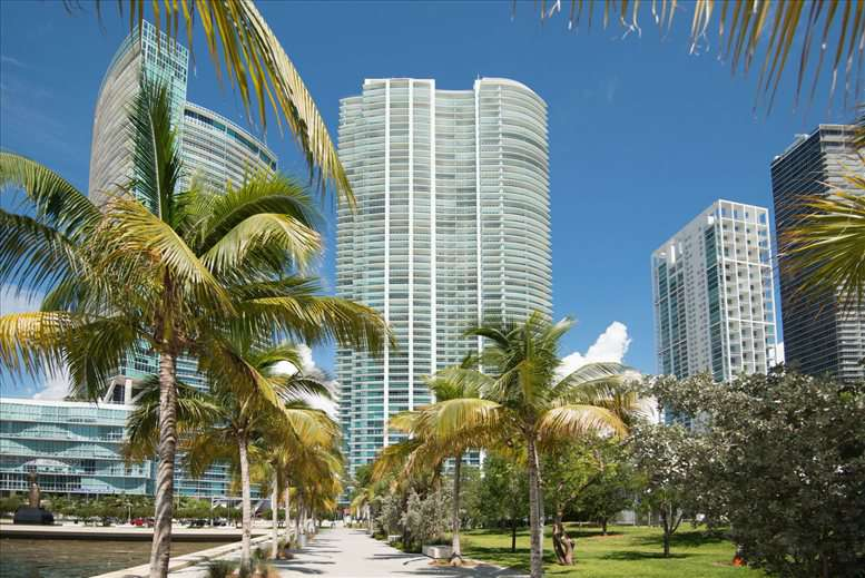 Photo of Office Space on 990 Biscayne Blvd Miami