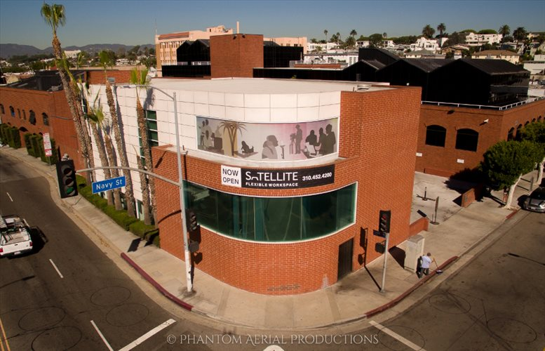 The Annex available for companies in Santa Monica