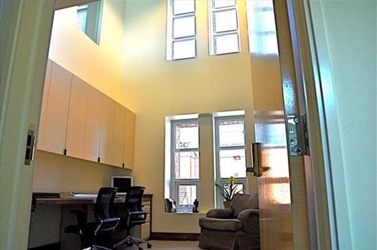 This is a photo of the office space available to rent on The Annex, 3110 Main St