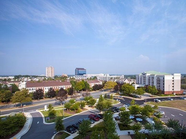 9711 Washingtonian Boulevard, Suite 550 Office for Rent in Gaithersburg