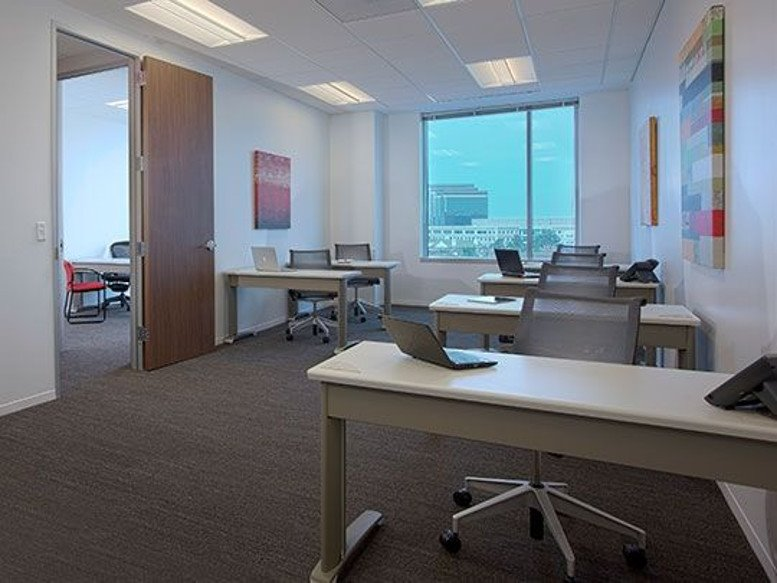 Picture of 9711 Washingtonian Boulevard, Suite 550 Office Space available in Gaithersburg